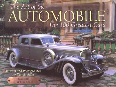 The Art of the Automobile By Adler, Dennis